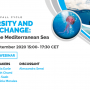 "EMEA announces the webinar ""Biodiversity and Climate Change: Lessons for the Mediterranean Sea?"" scheduled on Thursday 17 September, 15:00 to 17:30 CET"