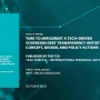 "Policy paper ""Time to Implement a Tech-Driven Sovereign Debt Transparency Initiative: Concept, Design, and Policy Actions"" published by the T20"