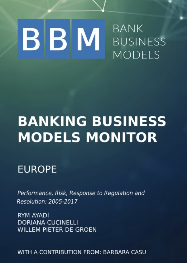 Banking Business Models Monitor