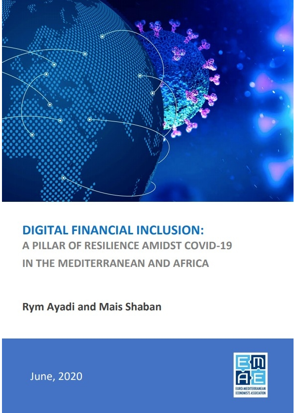 Digital financial inclusion: A pillar of resilience amidst COVID-19 in the Mediterranean and Africa